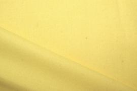 Lakenkatoen Zacht geel