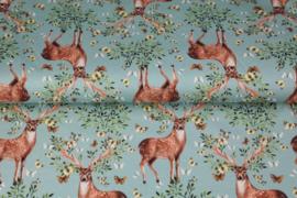 Stenzo tricot digitaal Deer
