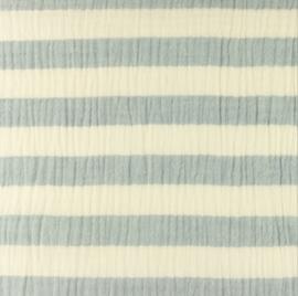 Snoozy Hydrofiel Melange streep