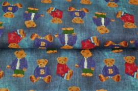 Stenzo tricot digitaal Beertjes