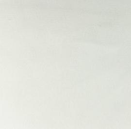 Katoen Fijn gebreid Ajour  Regenboogjes wit