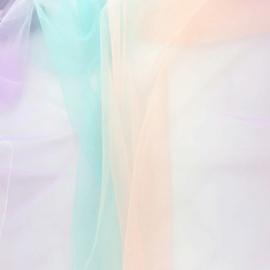Tule Regenboog color 4