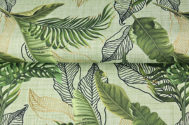 Stenzo tricot digital jersey Jungle Leafs