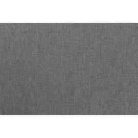 Canvas melange licht grijs