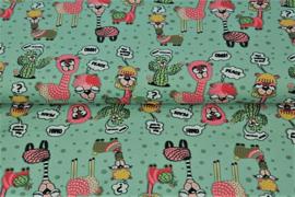 Stenzo Katoen tricot OMG!