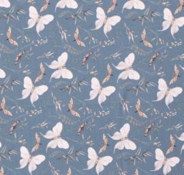 Tricot Digitaal vlinders