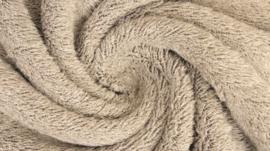 Badstof Gemêleerd Sand