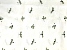 Krinkel katoen GROF libelle