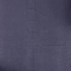 Badstof tricot Licht navy
