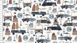 Tricot Digital cars