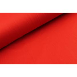 Lakenkatoen Helder rood