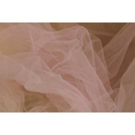 Bruids tule Donker roze