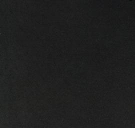 Katoen Fijn gebreid Ajour Ruitje zwart
