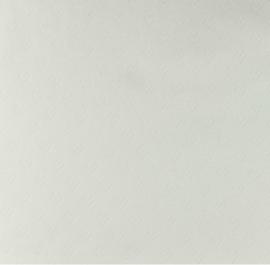 Katoen Fijn gebreid Ajour Hartjes wit