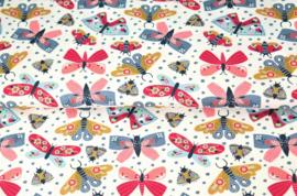 Stenzo tricot Vrolijke vlinders