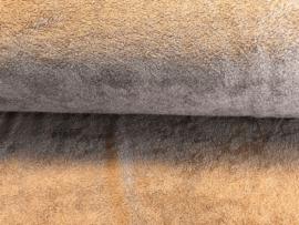 Bamboe badstof Bruin