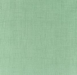 Snoozy fabrics Bamboe Hydrofiel licht mint