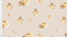 Tricot Little Lion