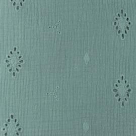Hydrofiel embroidery grof Diamonds