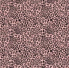 Tricot Luipaard print