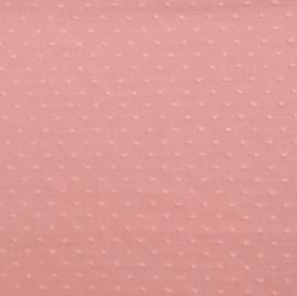 Katoen Plumity pink