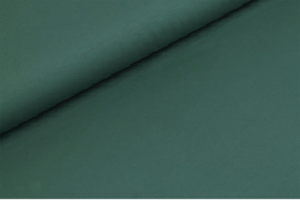 Katoen tricot Emerald jade