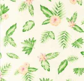 Hydrofiel Tropische bloem