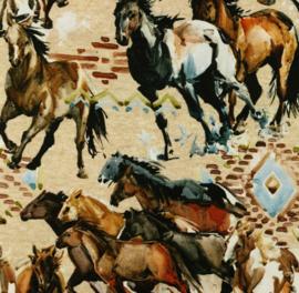 Tricot Horses