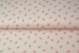 Stenzo Katoen tricot Little roses