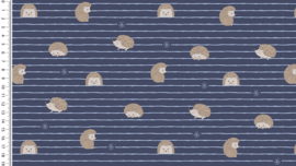 Tricot Cute hedgehog