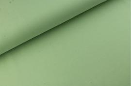 Katoen tricot Pastel green