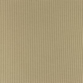 Snoozy fabrics Wafel jersey Beige