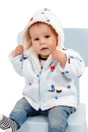 Patroon Baby jasje