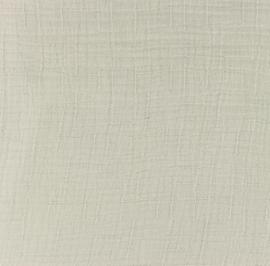 Snoozy fabrics Bamboe Hydrofiel licht grijs