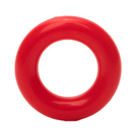 Plastic ringetjes 25mm