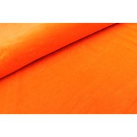 Nicky velours Oranje