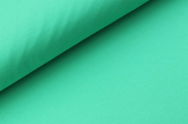 Katoen tricot Seagreen
