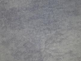 Bamboe badstof Jeansblauw