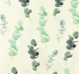 Tricot Eucalyptus stone