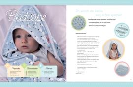 Patronenboek Babyuitzet zelf maken.