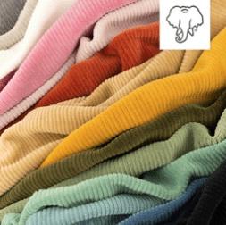 Snoozy fabrics Tricot rib fijn