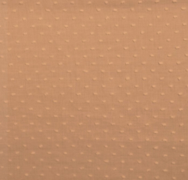 Katoen Plumity warm beige