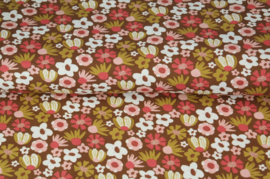 Stenzo tricot bloemen
