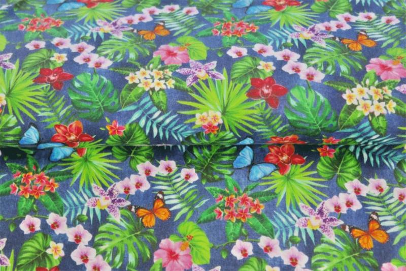 Hydrofiel  Tropical flowers