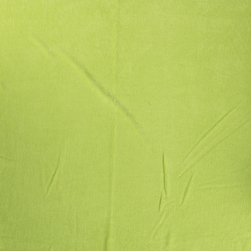 Badstof tricot Lime