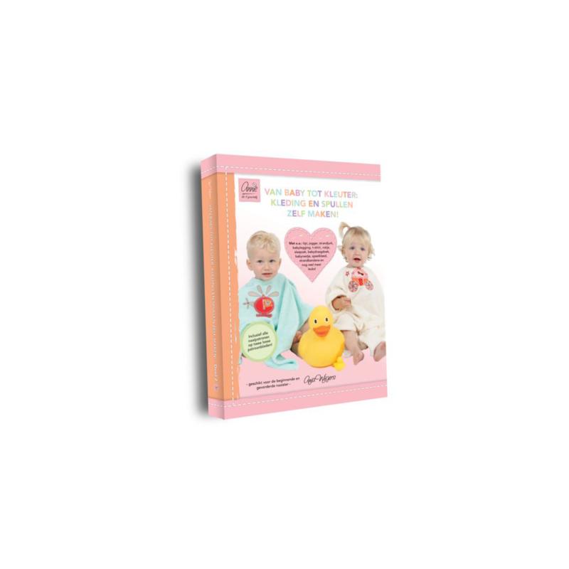 Patronenboek Van baby tot Kleuter