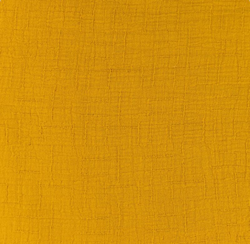 Snoozy Bamboe Hydrofiel mosterd