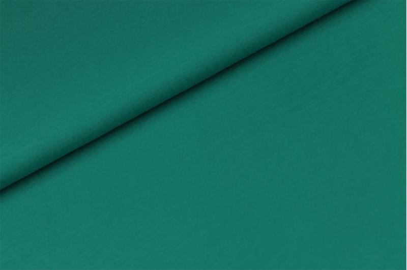 Katoen tricot Emerald