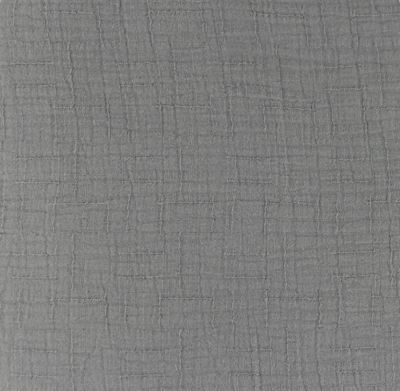 Snoozy Bamboe Hydrofiel grijs
