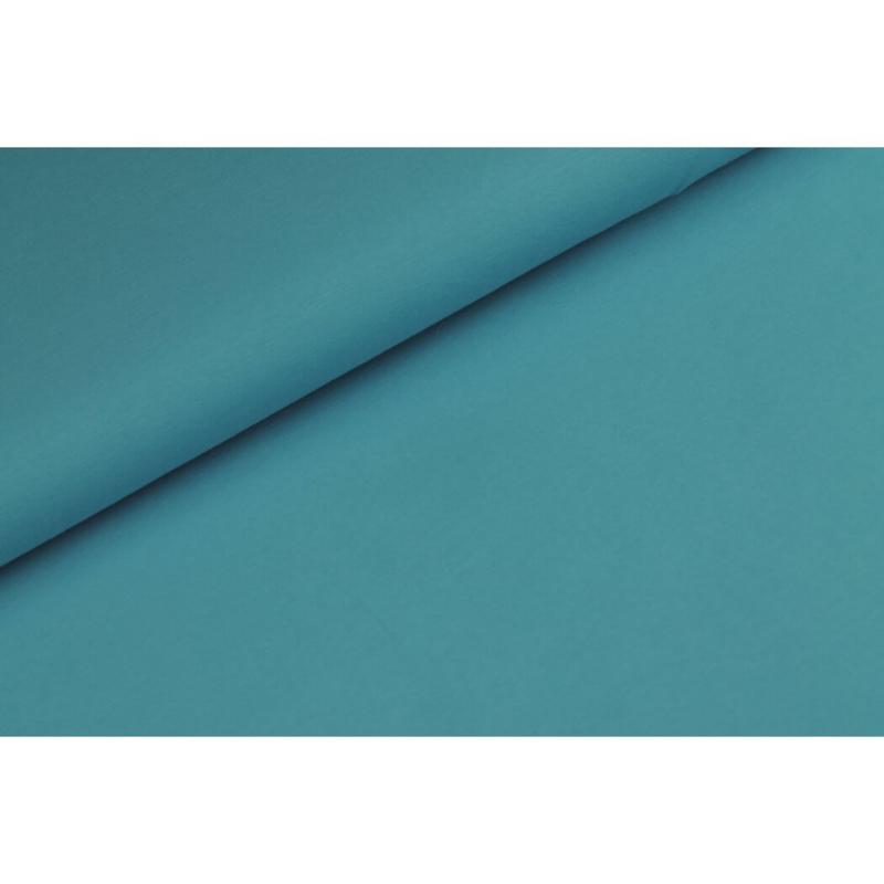 Katoen tricot Aqua